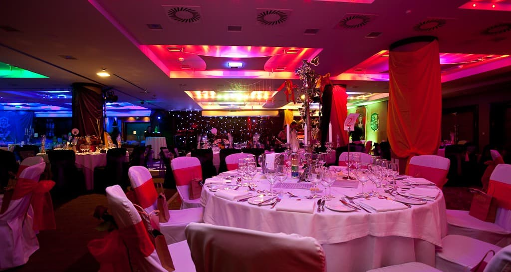 Event space in Jersey Channel Islands