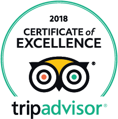 RY TripAdvisor Certificate of Excellence