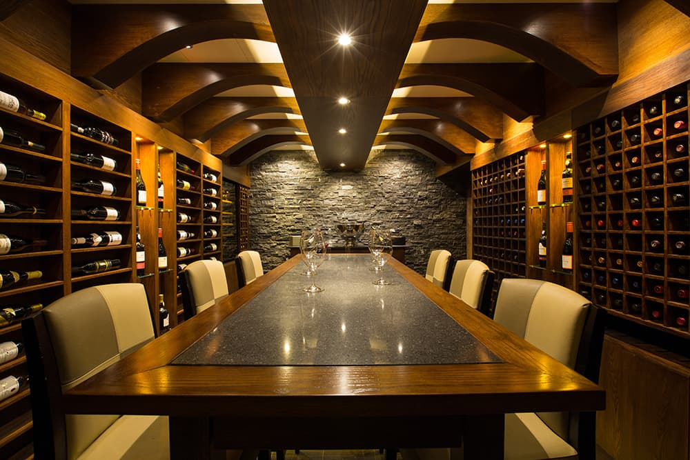 The Wine Cellar The Royal Yacht