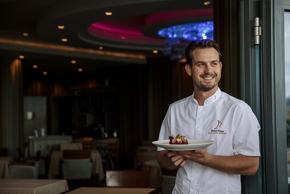 Mate Papp Restaurant Sirocco